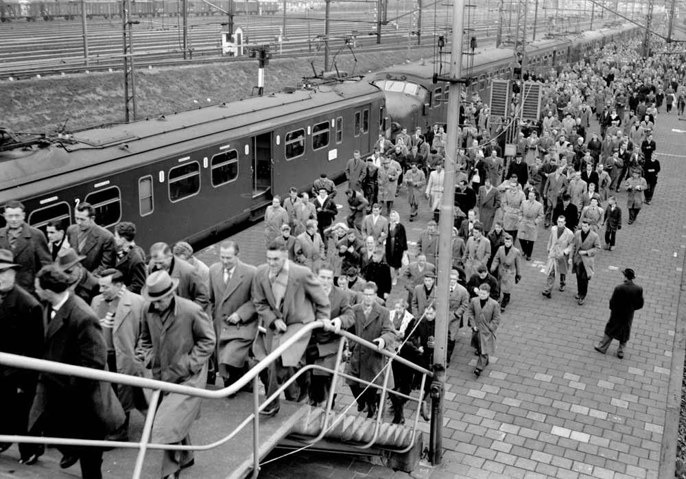 Hoe spoorlijnen onze steden en dorpen veranderden