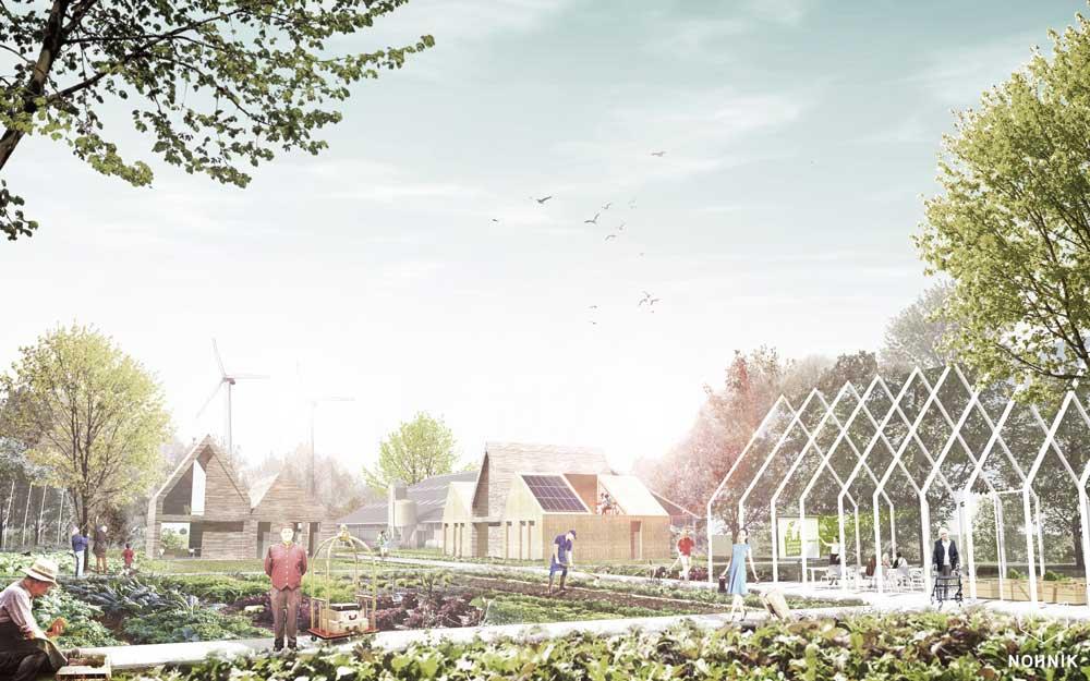 Hoe maakt technologie stad en ommeland groen?