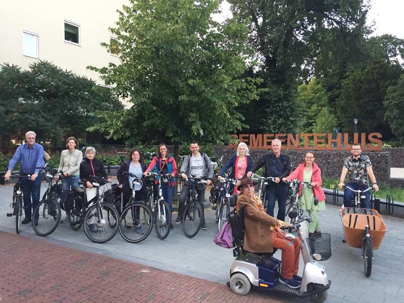 Snuffelfiets: Fijner fietsen zonder fijnstof