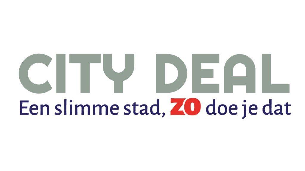 City Deal 'Een slimme stad'