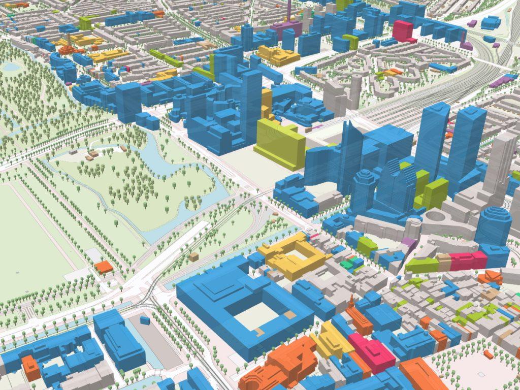 Digital Twin dashboard geeft inzicht in maatschappelijke opgaven Den Haag