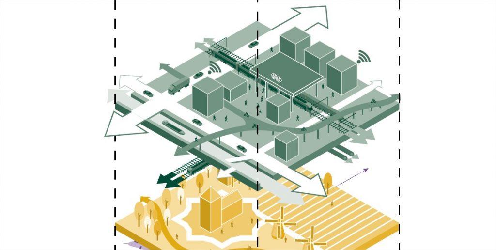 """""""Waarom gaat de Nationale Omgevingsvisie niet over de smart city?"""""""