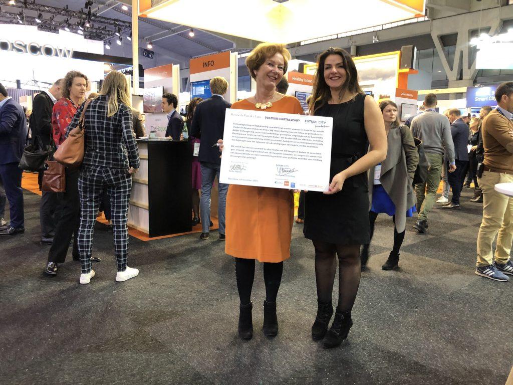 Kennedy Van der Laan Premium Partner Future City Foundation: Juridische belangen borgen in de smart city