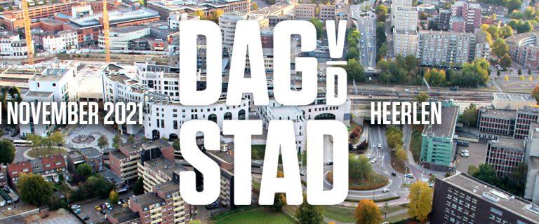 Meld je nu aan voor de Dag van de Stad op 1 November!