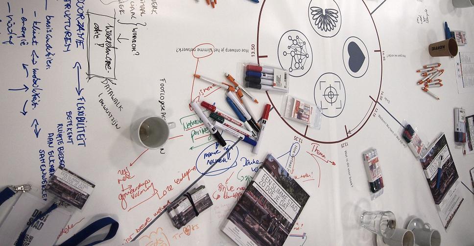 Masterclass (5 nov): leer de nieuwe ontwerpprincipes van de slimme stad