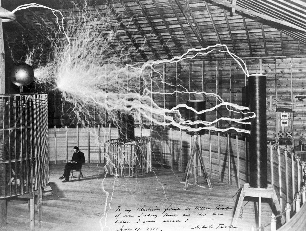 Hoe elektriciteit de stad veranderde