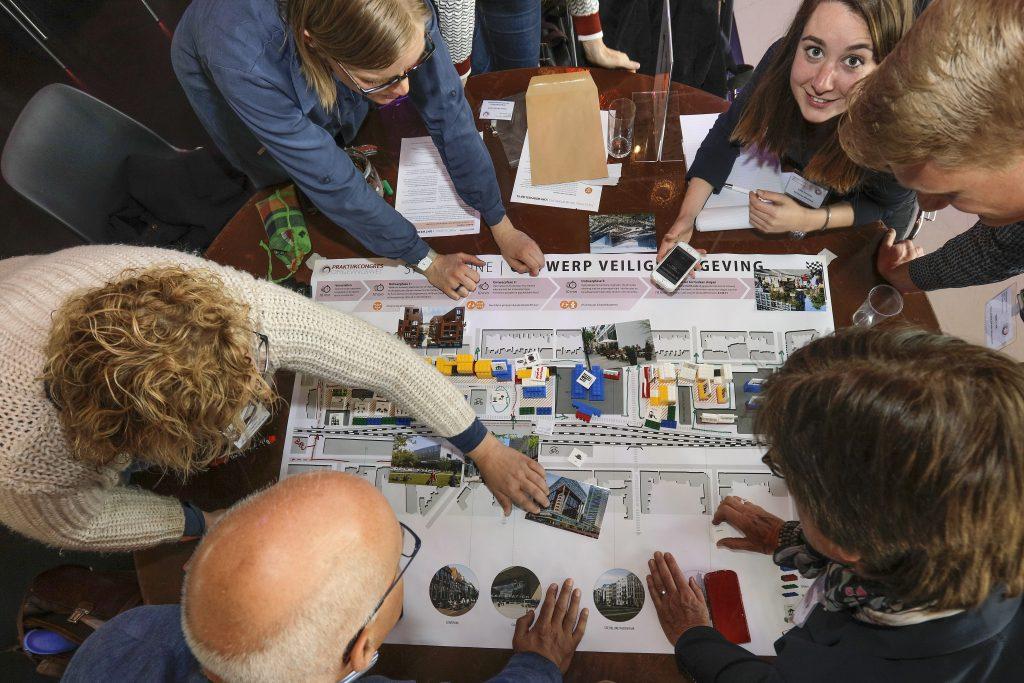 In 2019 bedenken we hoe de stedenbouw smart wordt