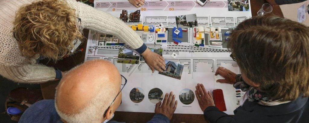 De Smart Stedenbouw agenda