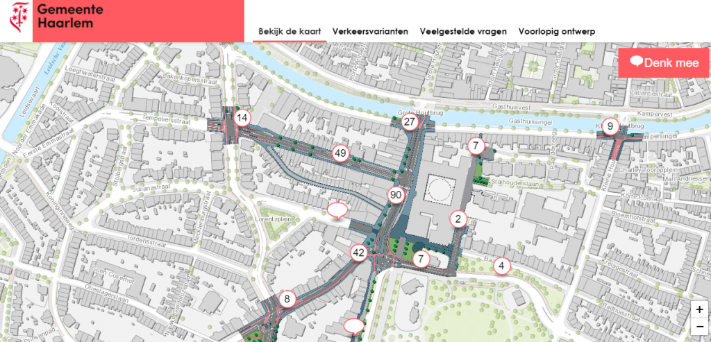 Witteveen + Bos | Public Participation Platform