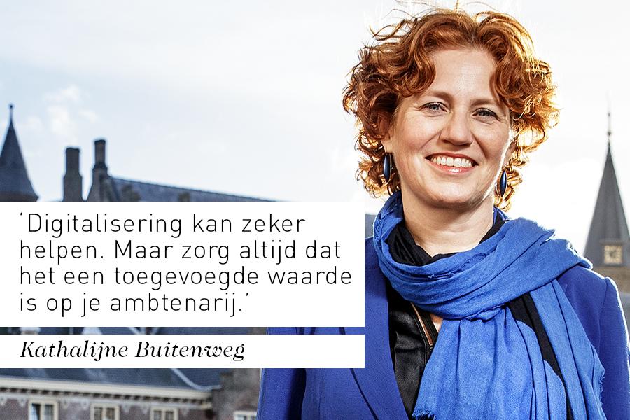 Interview bestuurder Kathalijne Buitenweg