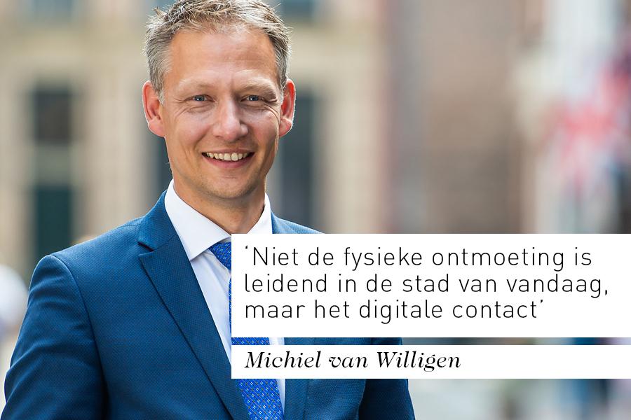 Interview bestuurder Michiel van Willigen