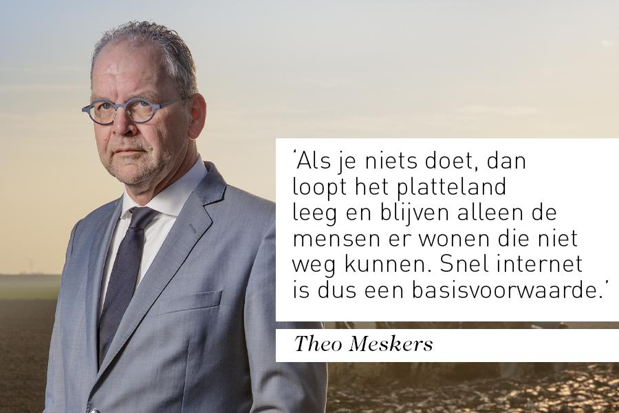 Interview bestuurder Theo Meskers