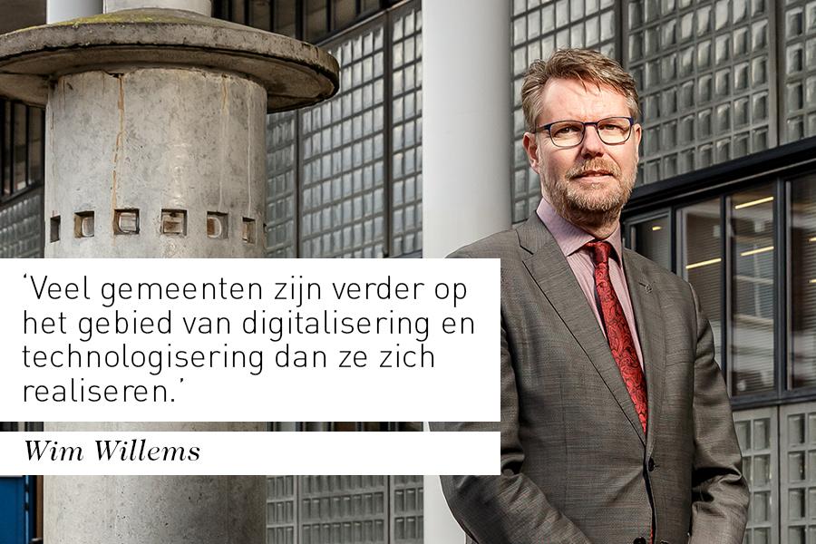 Interview bestuurder Wim Willems