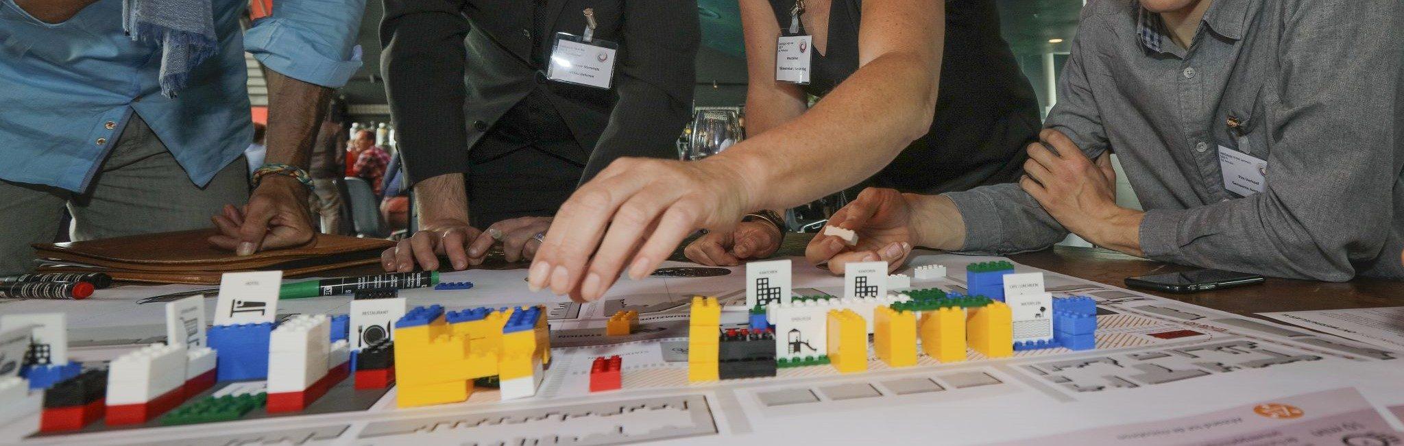 Smart Stedenbouw:  'Een slimme stad, zo doe je dat'