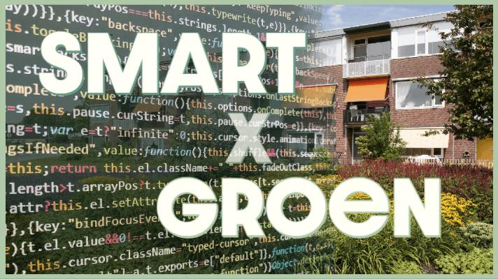 Smart x Groen vraagstelling