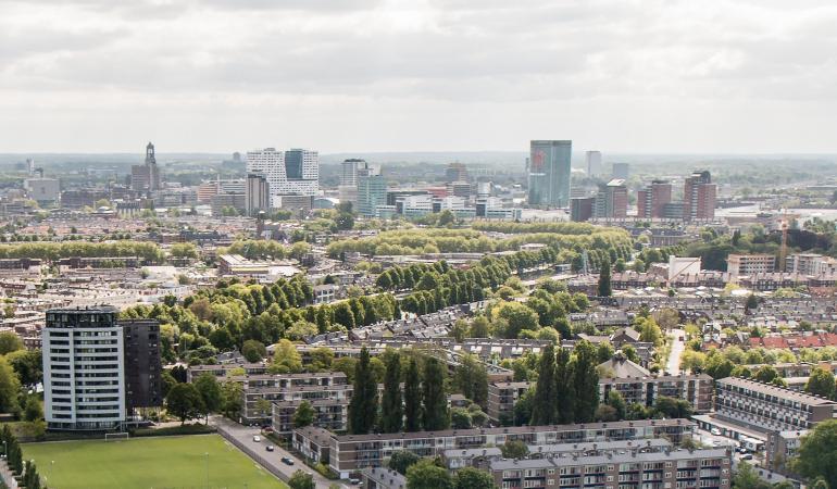 Publiek-private samenwerking voor gezond stedelijk leven