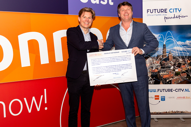 VodafoneZiggo Premium Partner Future City Foundation